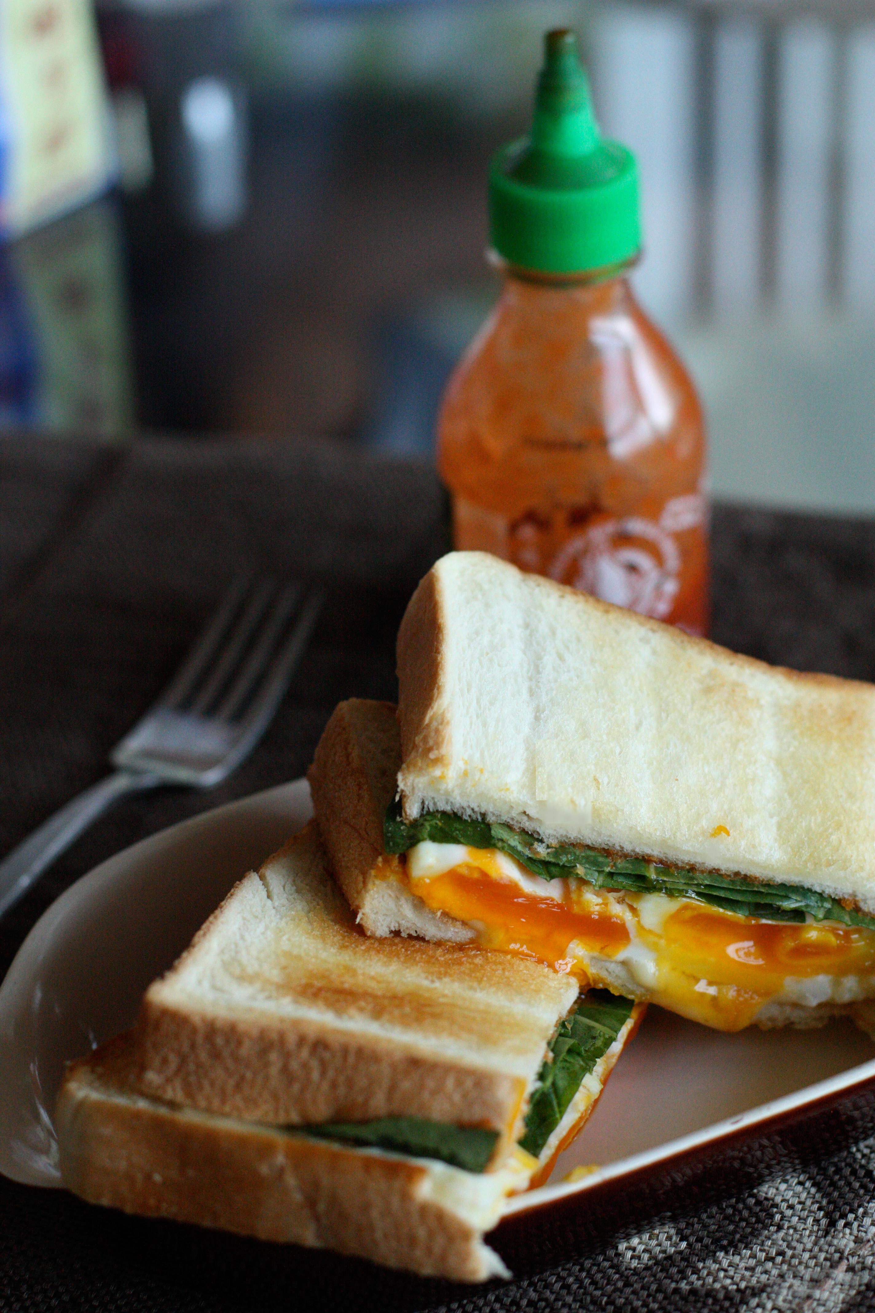 FriedEggSandwich